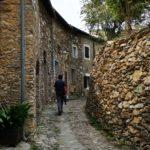 Arrivando a Castelvecchio Rocca Barbena