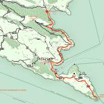 Cartina - Paraggi Portofino