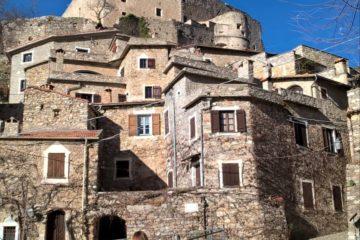 Case di Castelvecchio di Rocca Barbena