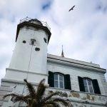 Il bianco faro di Portofino