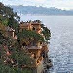 Ville sulla baia di Portofino