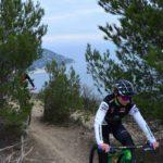 In bicicletta da Cervo a Villa Colla