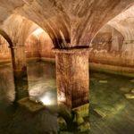 Castel Govone - cisterna
