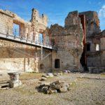 Castel Govone - interno