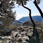 Finalborgo - vista a sud da S. Antonino