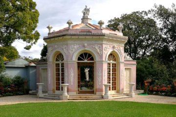 Villa Pallavicini - tempio di Flora