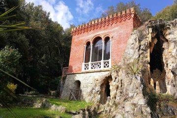 Villa Duchessa di Galliera - il Castello