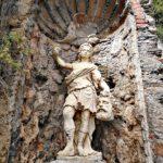 la statua di Davide