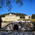 Villa Duchessa di Galliera a Voltri - ingresso al parco