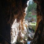 Villa Duchessa di Galliera - vista dalla grotta del castello