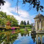 Villa Pallavicini - lago