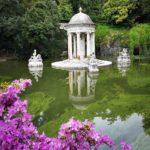 Villa Pallavicini - tempietto greco