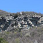 la rocca di Sant'Anna ad Alpicella