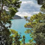 Bonassola - vista di Punta Carlino
