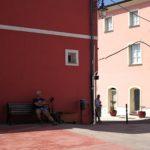 Montaretto - la piazza