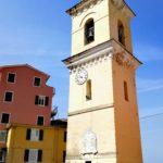 il campanile di Manarola