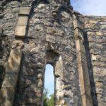 particolare dell'abside di Sant'Antonio al Mesco