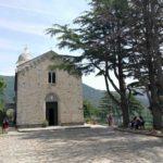 la chiesa di Volastra Nostra Signora della Salute