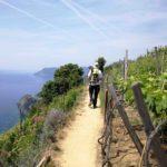 sul sentiero da Volastra a Corniglia