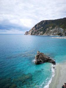 Punta Mesco vista da Monterosso