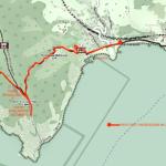 Cartina - Punta Mesco