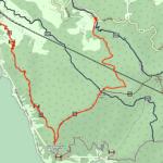 Cartina - Punta Baffe