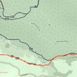 Cartina - Cima Stronzi