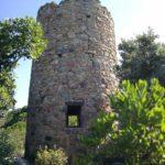 Il torrione di Punta Baffe