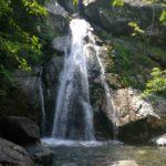 La cascata della Ravezza