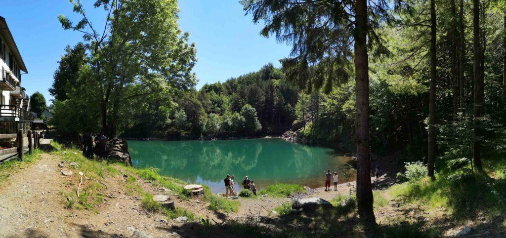 Il lago delle Lame