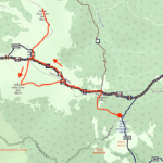 Cartina - Monte Aiona