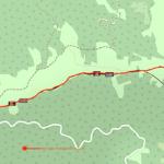 Cartina - Monte Orocco