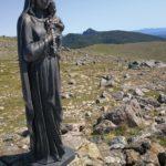 La Madonnina alla vetta Sud del Monte Aiona