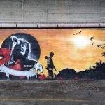 La guerra di Piero nei graffiti di Arenzano