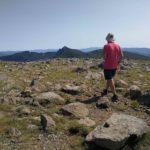 Verso la vetta Sud del Monte Aiona