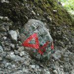 Conglomerato con basalto verde a Pietre Strette