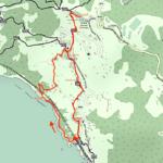 Cartina - Framura