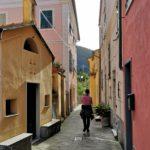 Il borgo di Ravecca - la cappella privata