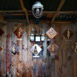Punta Bianca - rifugio paradiso - interno