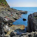 Rocce presso Punta Bianca