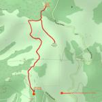 Cartina - Calanchi Terre Bianche