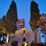 La chiesa di Sant'Antonio a Cipressa