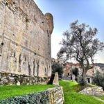 La chiesa fortezza San Pietro a Lingueglietta