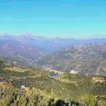 Monte Baraccone - panorama