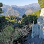 Calanchi di Terre Bianche - panorama