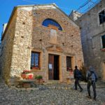 Verezzi - chiesa di Sant'Agostino