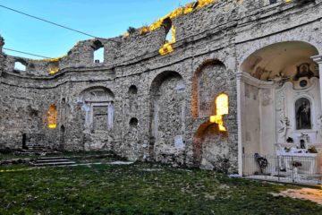 Bajardo - interno chiesa