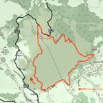 Cartina - San Pietrino