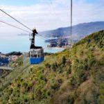 La funivia di Rapallo