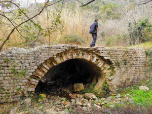 Ponte dell'acqua- Val Ponci